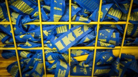Limitierte Edition: Die Kulttasche von Ikea gibt es jetzt auch in dieser ausgefallenen Version