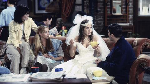 Über 10 Jahre danach: Fehler in der allerersten Friends-Folge aufgedeckt