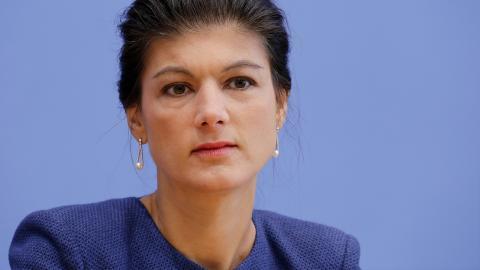 """Sarah Wagenknecht übers Gendern bei Maischberger: """"Ob es 60 Geschlechter geben muss…"""""""