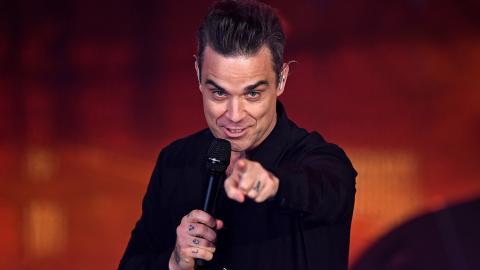 Diesen deutschen Promi wollte Robbie Williams daten