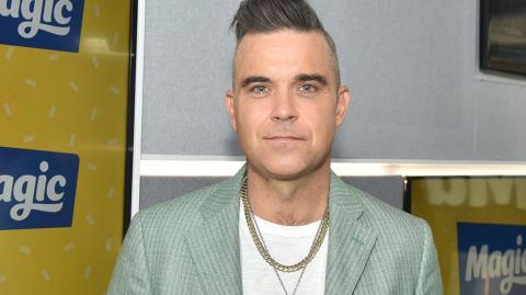 Robbie Williams offene Worte: Er spricht über seine Krankheit und wie er die Wende geschafft hat