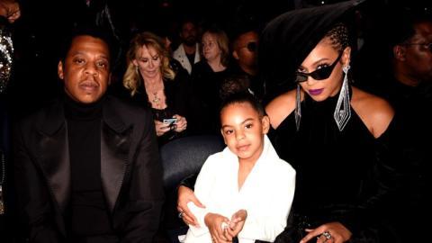 Blue Ivy: Mit gerade einmal 7 Jahren bekommt Beyoncés Tochter ihren ersten Preis