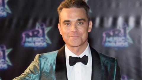 Robbie Williams: Elton John rettete ihn vor dem totalen Absturz