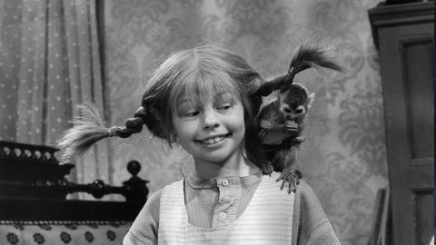 Pippi Langstrumpf-Darstellerin plaudert aus ihrem Leben: Nur ein Detail lässt sie aus