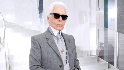 Ex-Leibwächter verrät: Karl Lagerfeld soll nicht an Bauchspeicheldrüsenkrebs gestorben sein