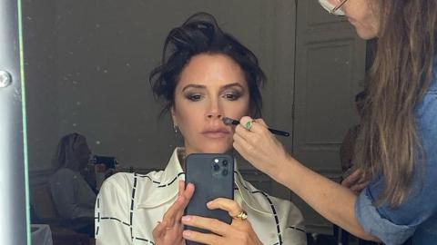 """""""Eitelkeit muss nicht negativ sein"""": Victoria Beckham spricht über ihre Beauty-Routine"""