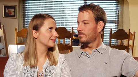 """""""Bauer sucht Frau""""-Paar untröstlich: Anna und Gerald müssen schlimmen Verlust verkraften"""