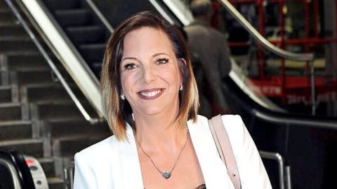 """Moderatorin verteidigt Danni Büchner: """"Dass Danni eine Witwenkarte ausspielt, ist eine böse Unterstellung"""""""