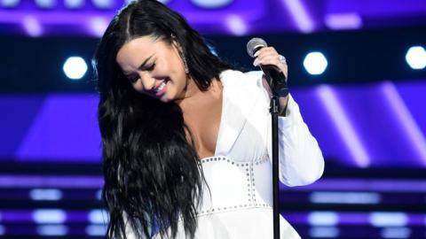 Demi Lovato bei den Grammys: So schwer ist die Rückkehr nach ihrem Alkoholproblem