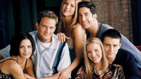 """""""Friends"""": Seltenes Foto der Schauspieler sorgt für Furore"""