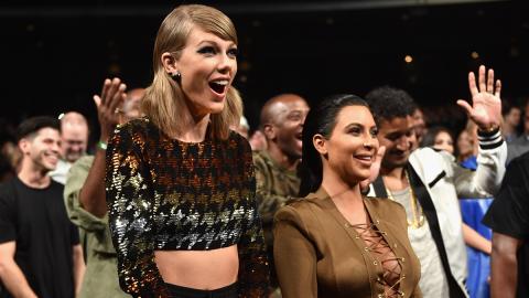 """""""Sie lügt wie gedruckt"""": Kim Kardashian legt sich wieder mit Taylor Swift an"""