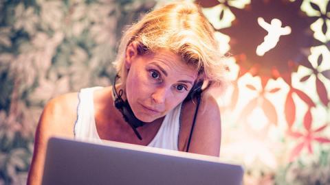 """""""Mein Einkommen ist auf 0"""": Giulia Siegel wird beim Jobcenter vorstellig"""
