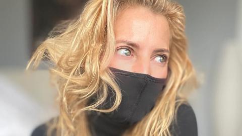 """""""Nichts ändert sich"""": Giulia Siegel sorgt mit Corona-Meinung für Fassungslosigkeit"""