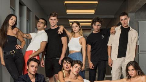 """Netflix-Serie """"Élite"""": Ein Fall von Covid-19 beim Cast verzögert die Dreharbeiten"""