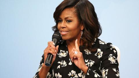 Michelle Obama attackiert Trump: Doch besonders ein Detail versetzt das Netz in Aufruhr