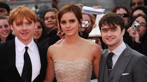 Harry Potter Reunion Die Schauspieler Planen Gemeinsamen Auftritt Im September