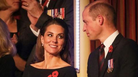 Hat William Kate Betrogen