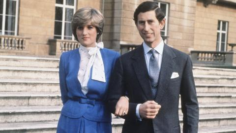 Beschämtes Königshaus: Prinzessin Dianas Verlobungsring war Massenware!