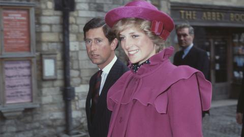 Ihre Lebensversicherung: Lady Di versteckte brisante Infos über die Royals in geheimer Box