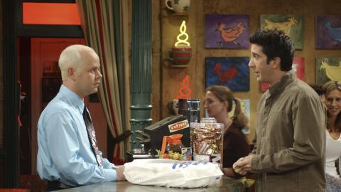 """""""Friends"""": So sieht Gunther vom Central Perk heute aus"""