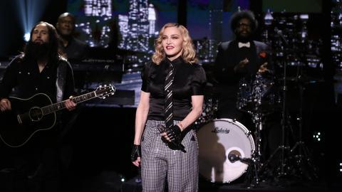 Vergewaltigung: Madonna-Doku erzählt von der schrecklichsten Nacht ihres Lebens