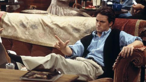 """""""Friends"""": Niemandem ist aufgefallen, dass Matthew Perrys Vater mitspielt"""