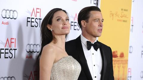 Angelina Jolie: Strenge Bedingungen für Brad Pitt, wenn er die Kids sehen will