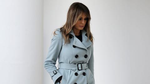 Zickenkrieg im Weißen Haus: Melania im Kampf gegen Donald Trumps ehemalige Geliebte