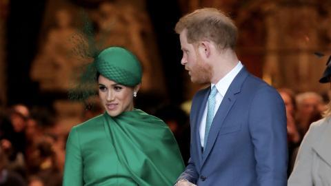 Feiern Meghan und Harry Weihnachten in England? So sehen ihre Pläne aus
