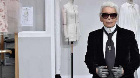 Karl Lagerfeld: So hart ist die Testamentsvollstreckung für Erbe Baptiste Giabiconi