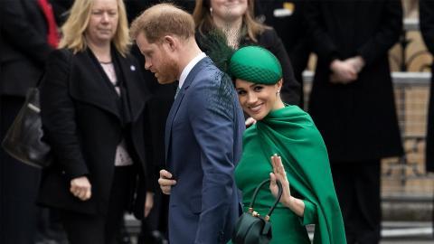 """""""Sehr schlechtes Benehmen"""": Harrys beste Freunde sind schockiert von Meghans Launen"""