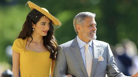 Meghan und Harry: Überraschendes Geständnis von George Clooney zu ihrer Hochzeit