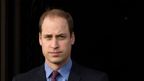 Prinz William hatte im April Corona: Darum hat er die Infektion geheim gehalten