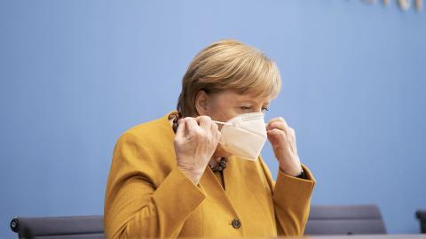 Dauer-Lockdown? Merkels apokalyptische Vorhersage für den Winter