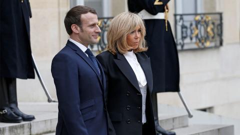 Brigitte Macron: Frankreichs First Lady in Lebensgefahr