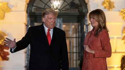 Nach Wahl-Niederlage: Melania will sich offenbar von Donald Trump scheiden lassen