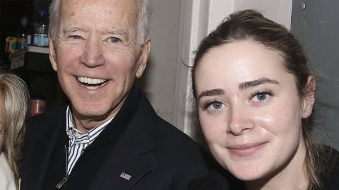 USA: Joe Bidens Enkeltochter sorgt für Aufruhr im Netz (Fotos)