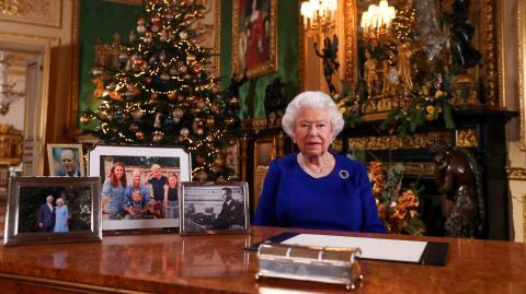 Wie und mit wem feiert die Queen dieses Jahr Corona-Weihnachten?
