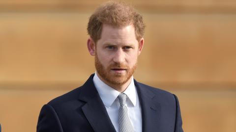 Große Überraschung: Dieser Royal steht Harry nach Meghans Fehlgeburt zur Seite
