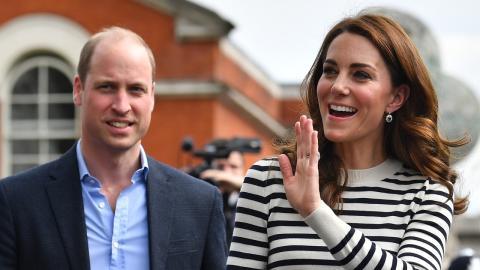 Herzogin Kate: Schwanger mit Zwillingen?