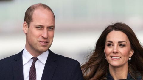 Royals: William und Kate verstoßen gegen Corona-Regeln