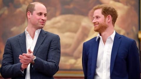 William und Harry: So steht es wirklich um ihr schlechtes Verhältnis