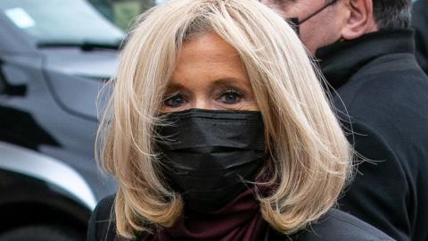 Brigitte Macron spricht erstmals über ihre Covid-Infektion