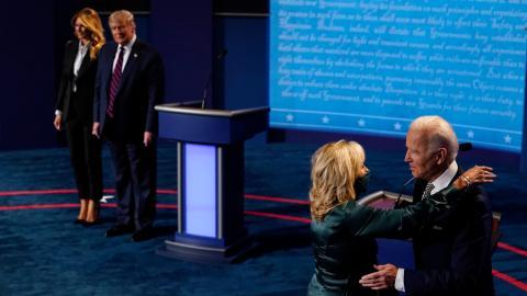 Melania Trump vs. Jill Biden: Zwei First Ladys, die unterschiedlicher nicht sein könnten
