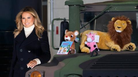 Große Pläne: Melania Trump blüht in ihrem neuen Leben in Florida richtig auf!