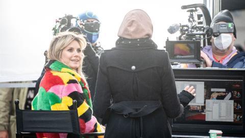 """Erste gehörlose GNTM-Kandidatin: """"Habe ein bisschen Angst"""""""