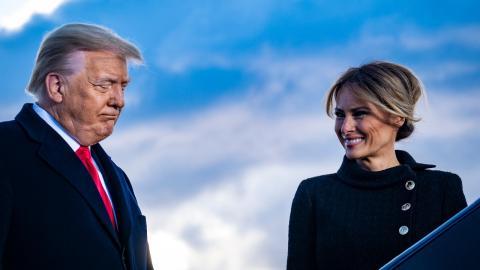 Melania Trump: Darum sollte sie sich schnellstens scheiden lassen