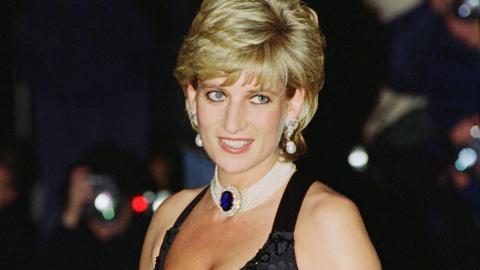 Gewagtes Outfit: Der Tag, an dem Diana mit einem Kleid für Entsetzen sorgte