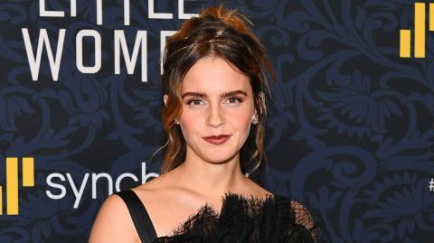 Emma Watson: Hat sich die Schauspielerin heimlich verlobt?