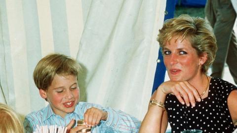 Emotionale Worte: Prinz William spricht über traumatischen Verlust seiner Mutter